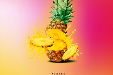 Pineapple Paul Cover