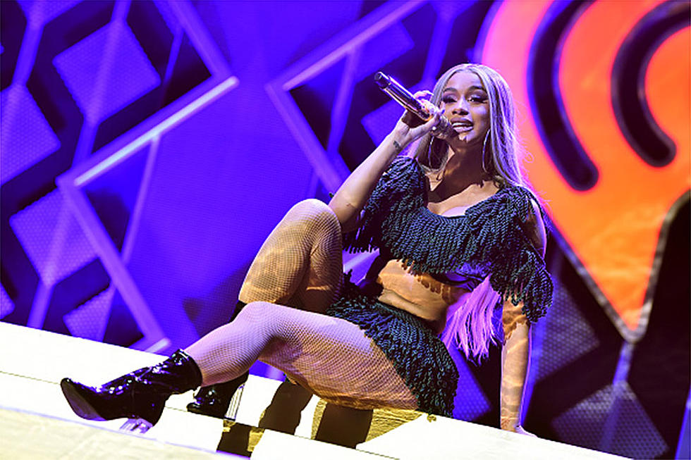 Cardi B to Drop a New Album This Year