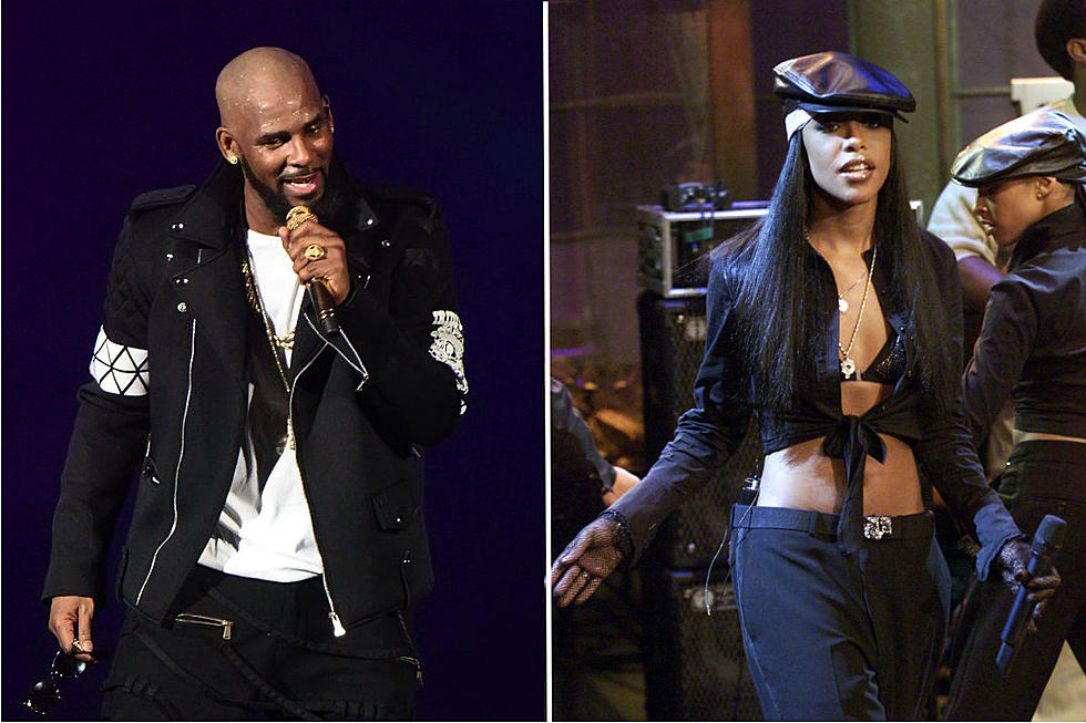 R. Kelly's Background Singer Claims to Have Seen Him Have Sex With Underage Aaliyah