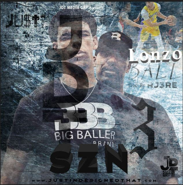 New Music: JU$TIN – Lonzo Ball   @JDTMediaGRP