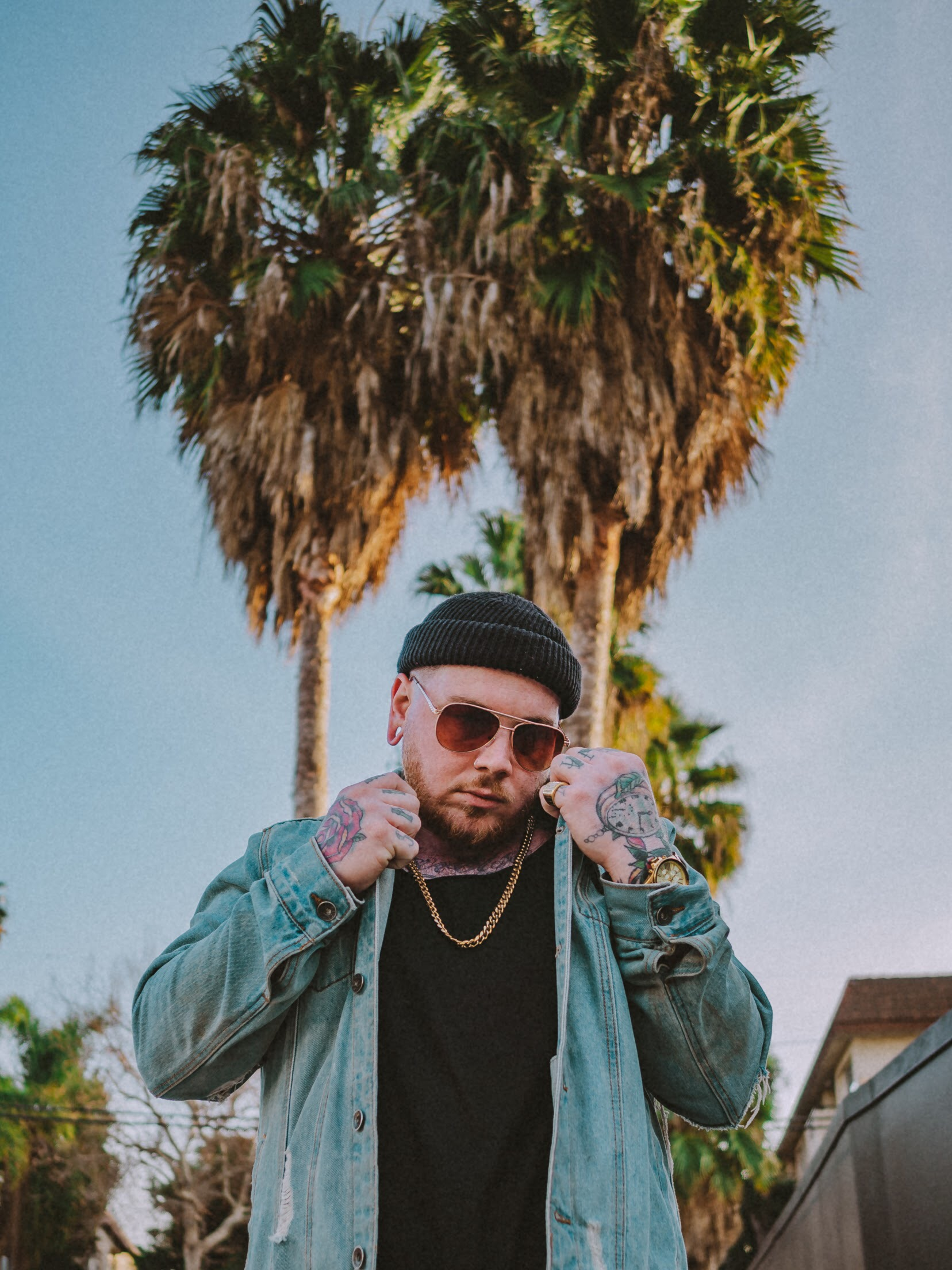 (New Exclusive Interview) Music Artist Bitter Bones Talks New Single With Vintage Media Group | @BitterBonesUSA