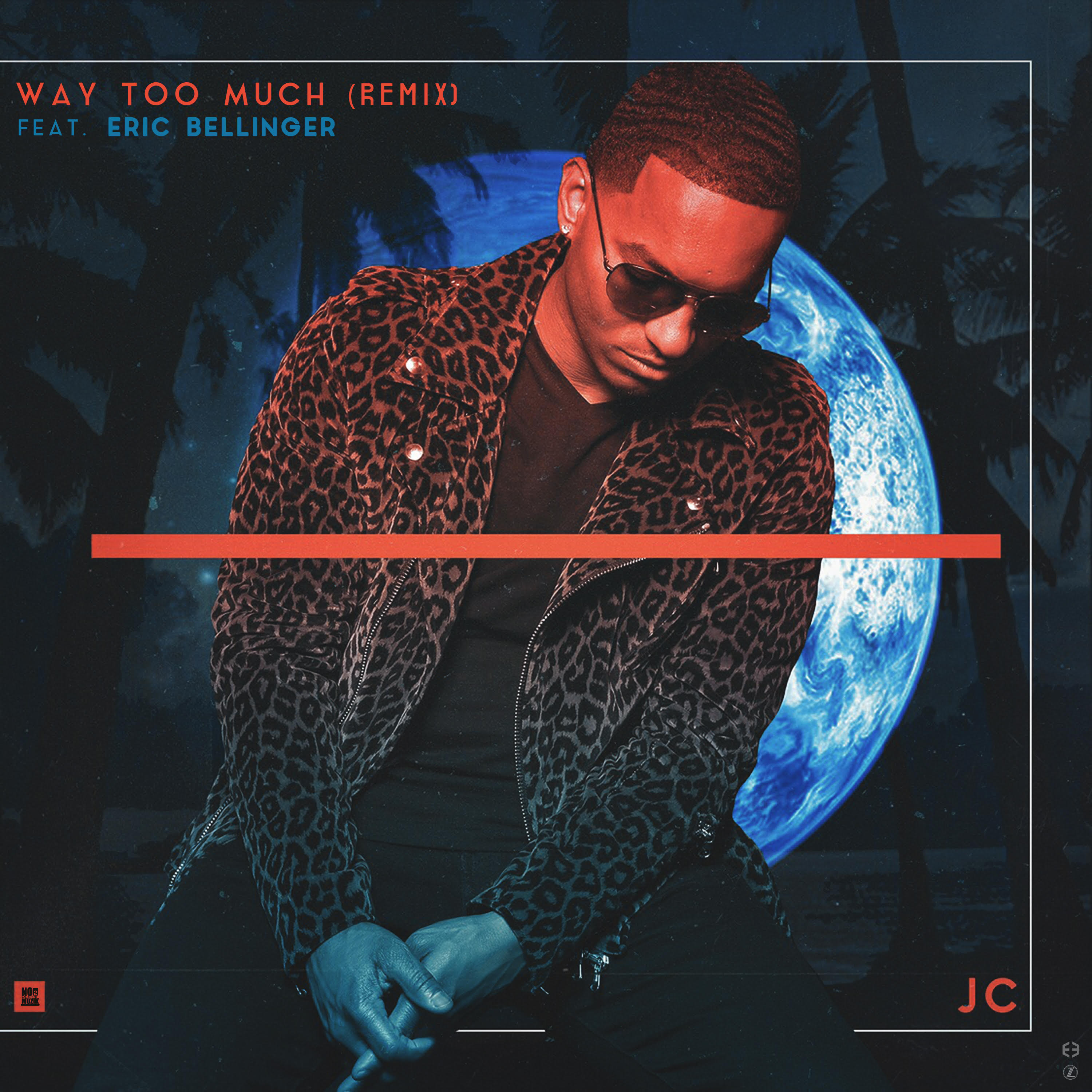 New Video: JC – Way Too Much Featuring Eric Bellinger | @itsyaboyjc