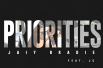 Jaiy Bradie- Priorities Feat JC Artwork