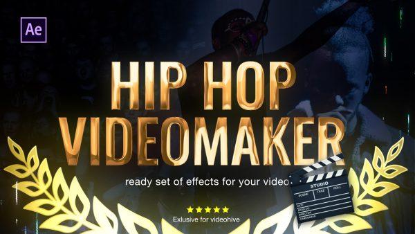 Hip Hop Music Video Editor