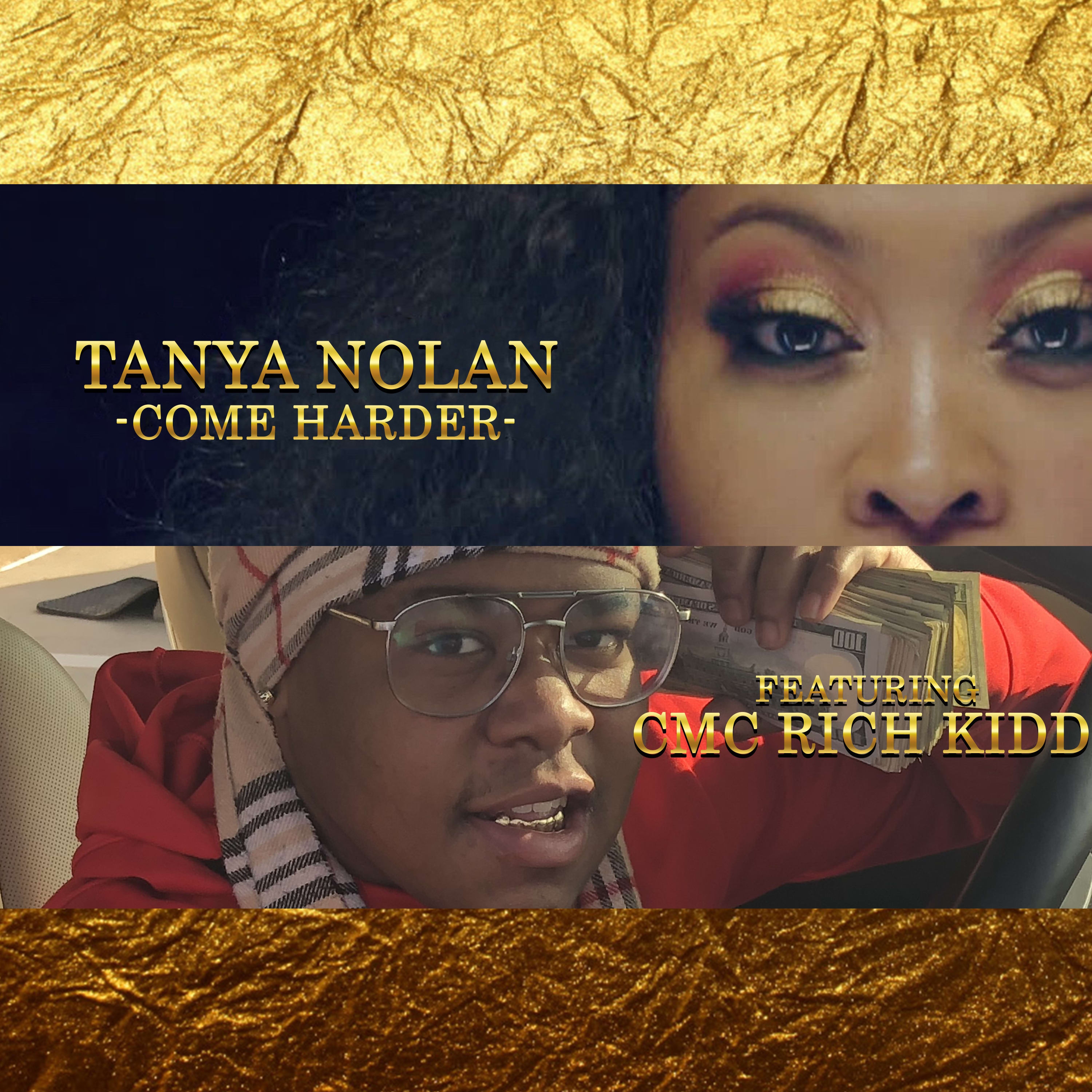 New Video: Tanya Nolan – Come Harder Featuring CMC Rich Kidd | @tanyanolan