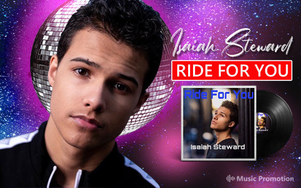 Love's Profound Scope is being Presented with Thematic Depth in Isaiah Steward's 'Ride For You'