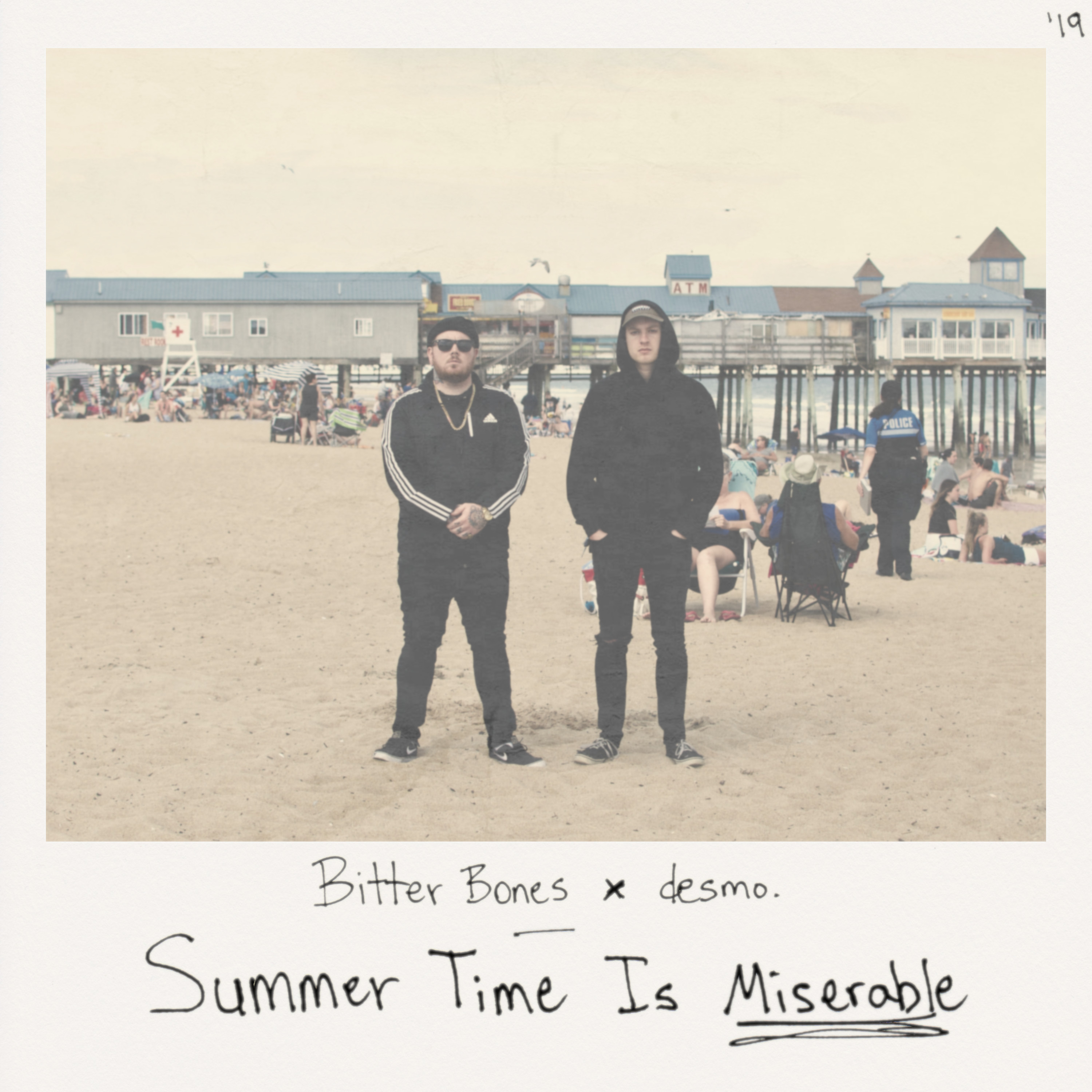 New Music: Bitter Bones And Desmo – Summer Time Is Miserable | @bitterbonesmusic @Desmoxmusic