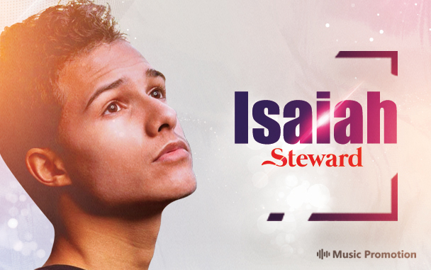 Texas Upcoming Singer Isaiah Steward Draws Energetic New Tracks with Captivating Vocals