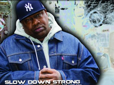 SLOW DOWN STRONG _ THAT'S GANGSTA FRONT COVER (EXPLICIT)