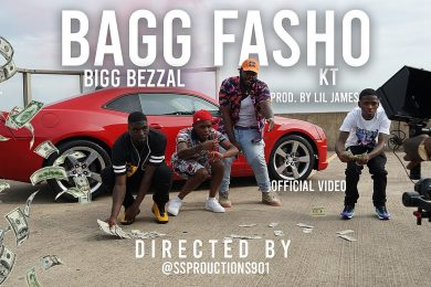 Music video by BIGG BEZZAL ft KT performing Bagg Fasho (Music Video)