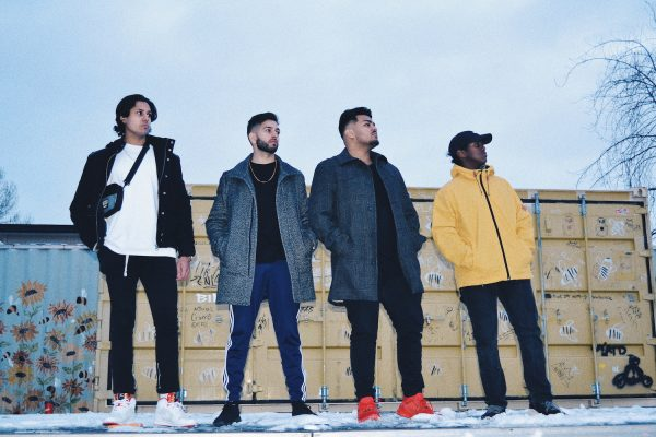 Canadian HipHop Group CTC Bring That Special Something To The Table.