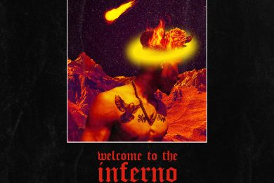 Jalen McMillan – Welcome to the Inferno Artwork