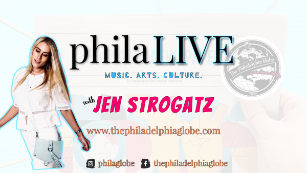 Jen Strogatz Launches Interactive Media Site and Introduces New Show philaLIVE