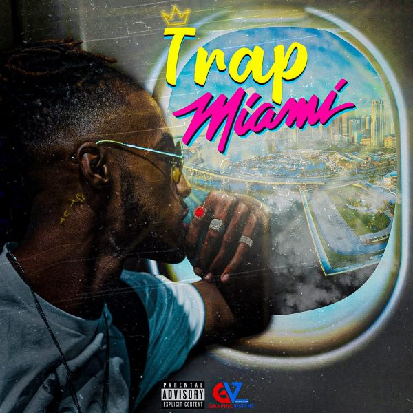 """TuTxTuT The Rapper & Director is Attracting a Superlative Audience & Buzz Around His Upcoming Mixtape """"Trap Miami"""" Releasing July 4th."""
