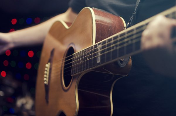 The Best Setup for Your Online Guitar Lessons