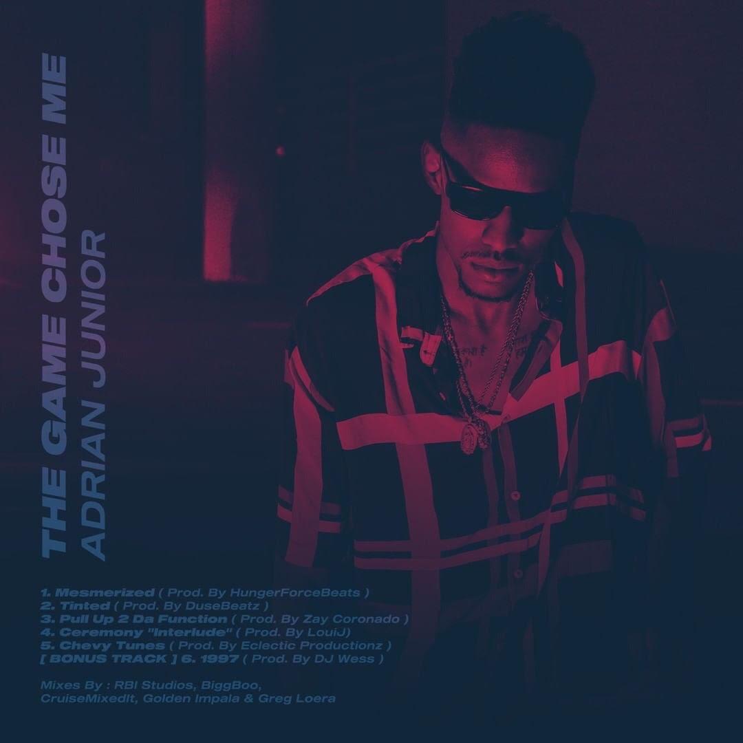 New Music: Adrian Junior – The Game Chose Me | @adrianxjunior