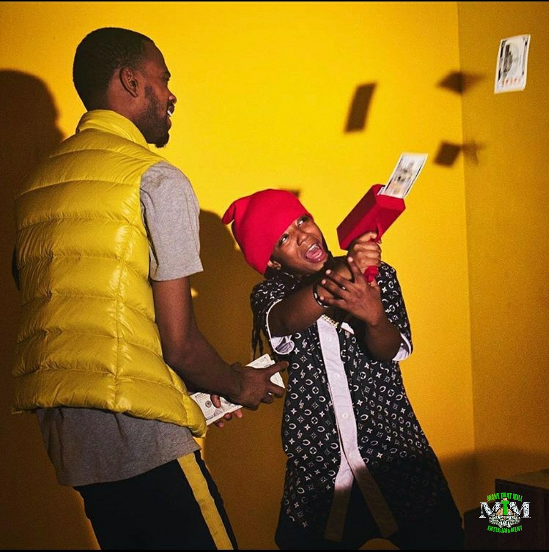 Chicago Rapper Spenzo & Detroit Female Artist ToySoulja Release OFFICIAL VIDEO To THEY MAD