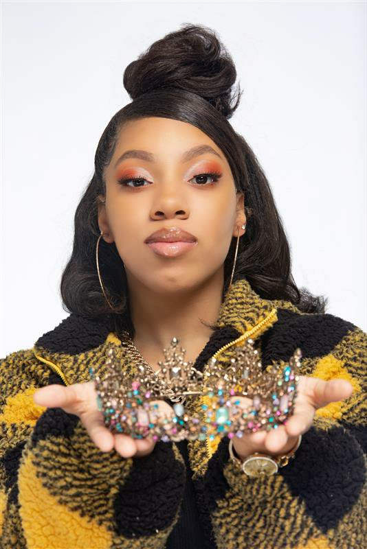 """Philly Born and Raised Rapper Princess Rock Debuts First Single, """"Doo Wop"""" Establishing Girl Power in the Rap Game"""