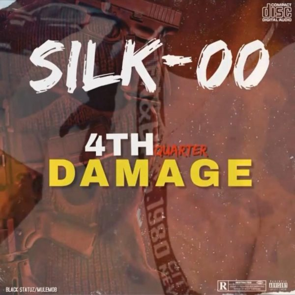 """Check Out Silk-00 with his New EP """"4tHQuarterDamage"""""""
