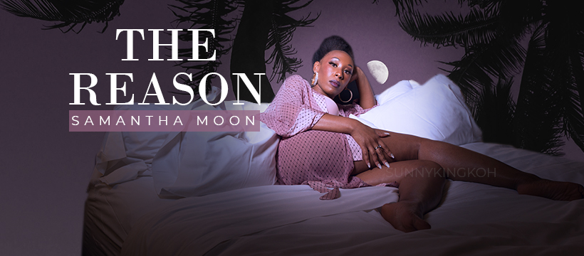 Upcoming Dominica artist Samantha Moon is taking the music industry by storm.