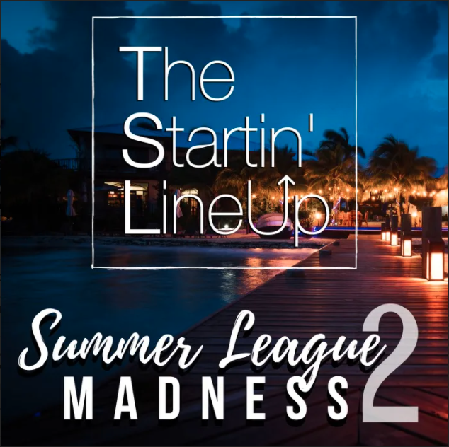 """The  Startin' Lineup lead single off our new EP Summer League Madness 2 is Called """"Late Night Crusin"""""""